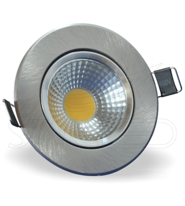 5 Watt Krom Kasa COB LED Downlight