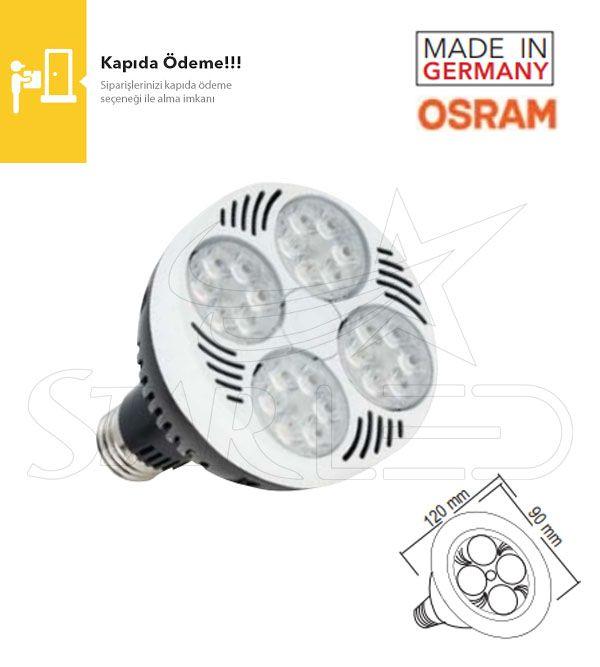 35 Watt Par30 OSRAM LED Ampul