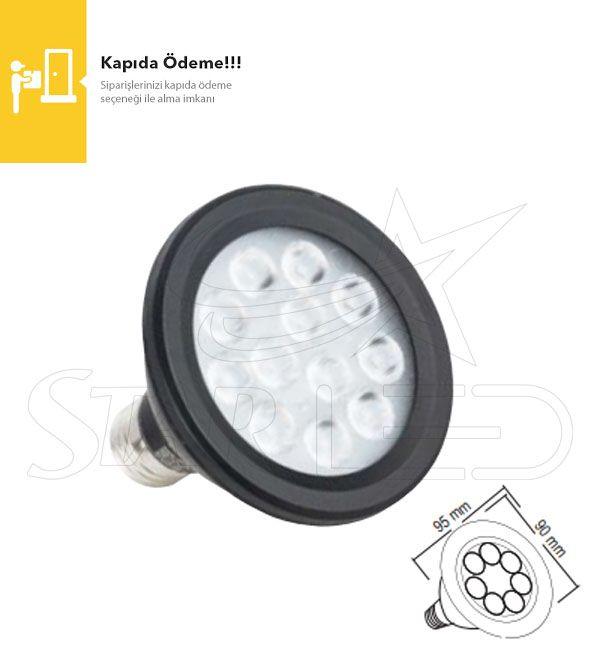 Par30 Power LED Ampul 12 Watt