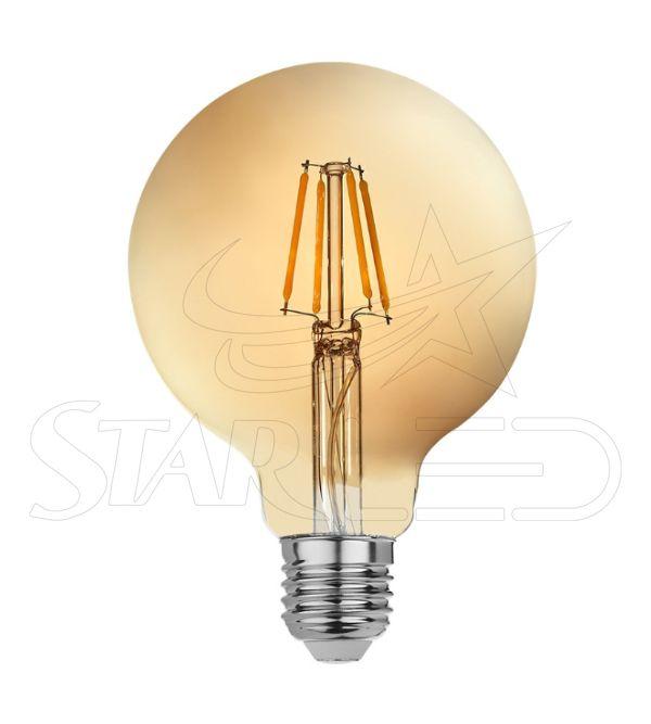E27 Duy G95 Glop Rustik LED Ampul
