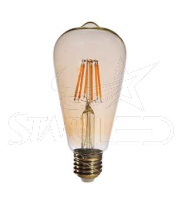 ST64 E27 Duy 4 Watt Rustik LED Ampul