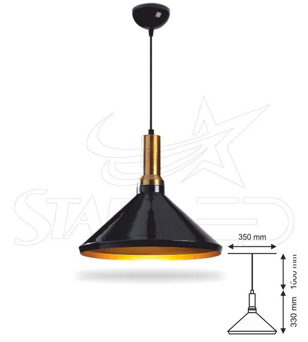 STR1002 Dekoratif Sarkıt Armatür