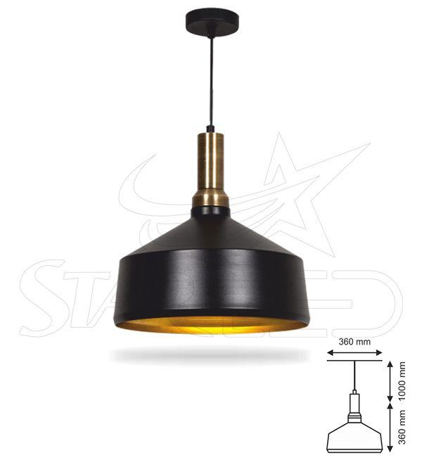 STR1003 Dekoratif Sarkıt Armatür