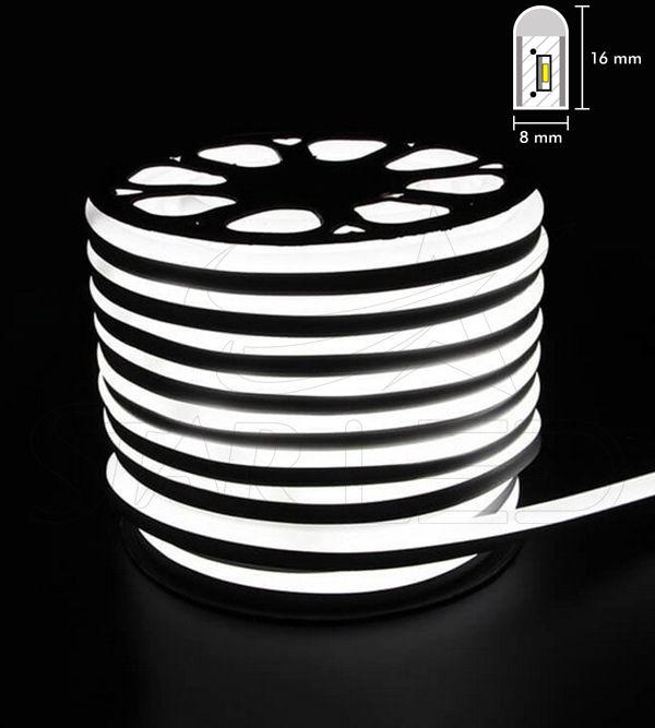 220 Volt Beyaz Neon LED