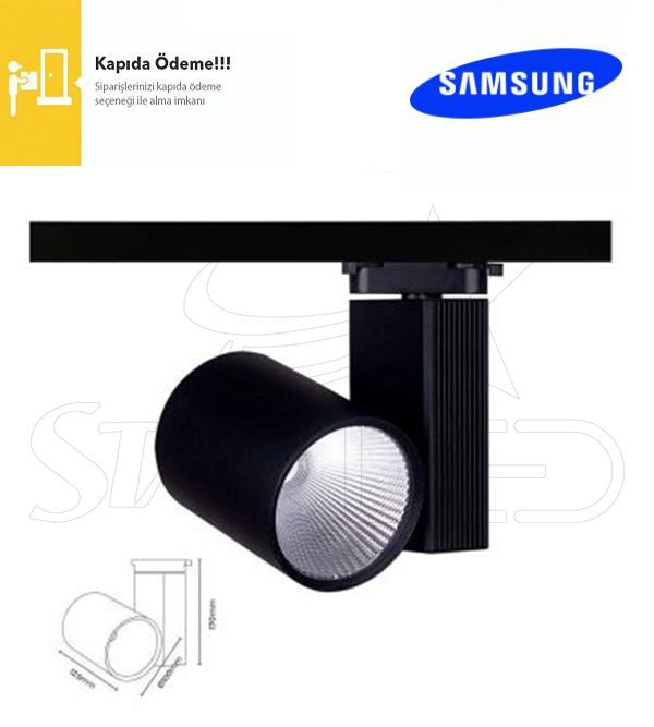 30 Watt Samsung LED Ray Spot