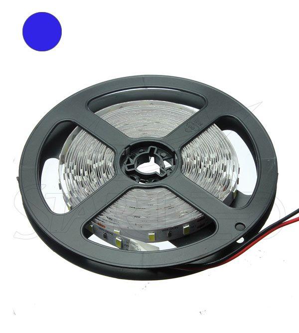 Mavi Üç Çipli Iç Mekan Şerit LED